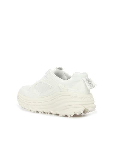 Divarese Divarese 5024871 Kalın Eva Nlı Kadın Sneaker Beyaz